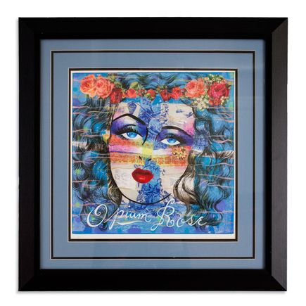 Niagara Art - Opium Rose - Framed