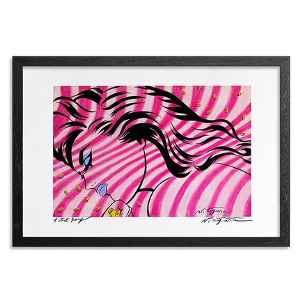 Niagara Art Print - Artist Proof - Pink Pills