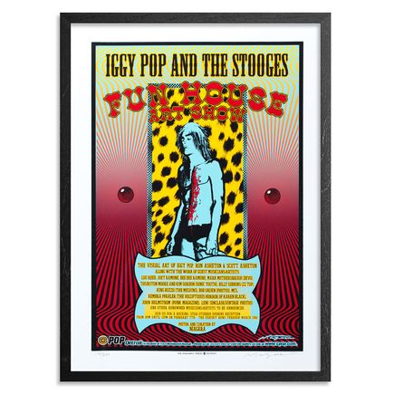 Niagara Art Print - Stooges - Signed Lithograph Print