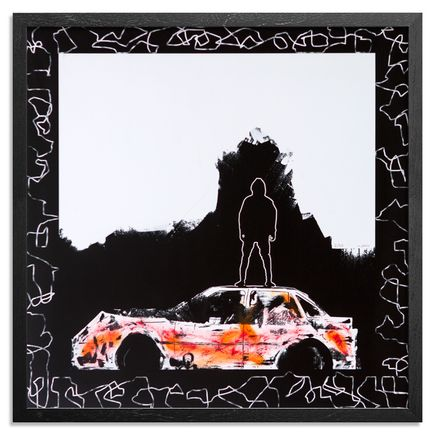NNII Art - The Crowd Pleaser - Framed