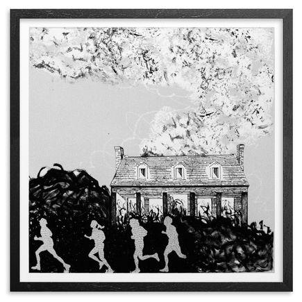 NNII Art Print - Silver Lining