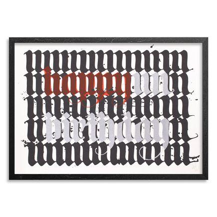 Dangerfork Art - Niels Muellman - Happy Unbirthday