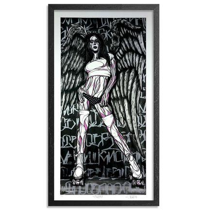 Norm Art Print - Always - Grey/Silver