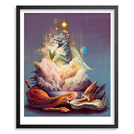 Nosego Art Print - A Wonder Upon A Ponder - Standard Edition