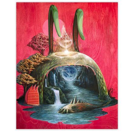 Nosego Original Art - From The Altar - Original Artwork