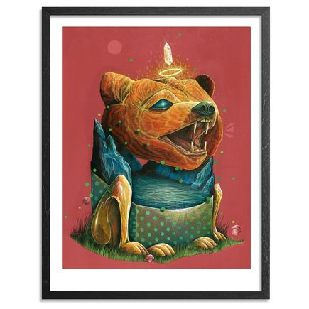 Nosego Art Print - The Pop