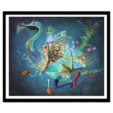 Nosego Art - Seashores - Limited Edition Prints