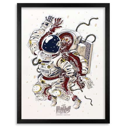 Nychos Art - Dissection Of An Astronaut