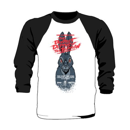 Nychos Art - Deepest Depths Of The Burrow - XL Long Sleeve