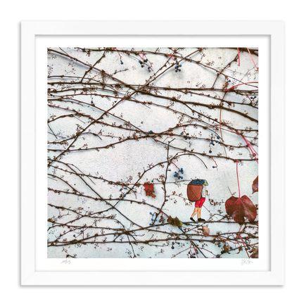 OakOak Art Print - Grape Harvest - Hand-Painted Multiples - Variant III