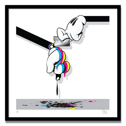 Slick Art Print - CMY Kutter
