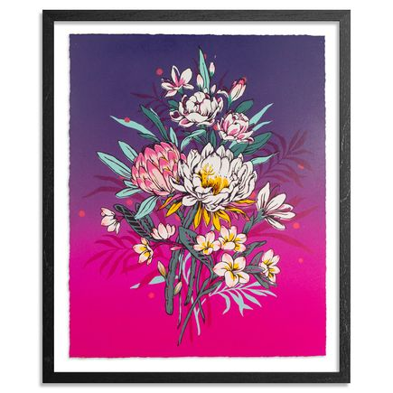Ouizi Art Print - Printer's Select I - Hawaii Bloom