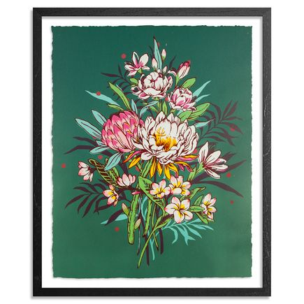 Ouizi Art Print - Printer's Select II - Hawaii Bloom