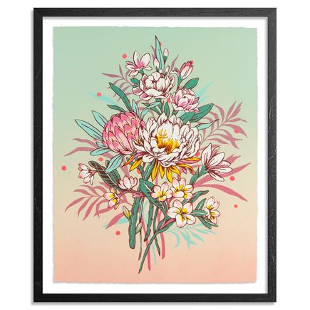 Ouizi Art Print - Printer's Select III - Hawaii Bloom<br>