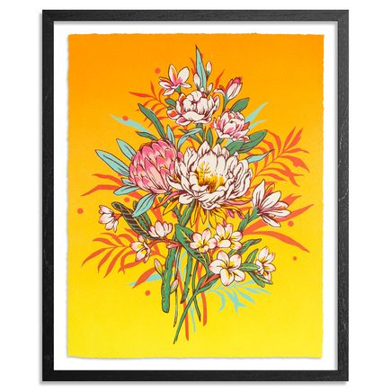 Ouizi Art Print - Printer's Select IV - Hawaii Bloom