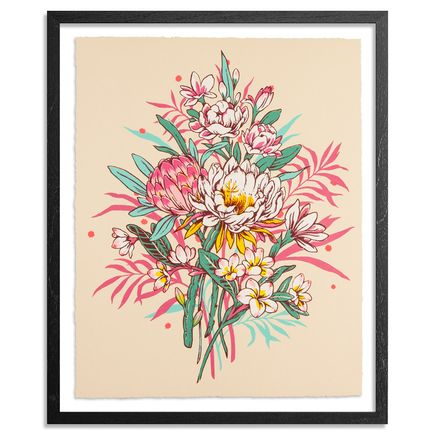 Ouizi Art Print - Standard Edition - Hawaii Bloom