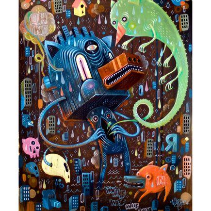 Niark1 Art Print - Ouvreventre