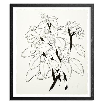 Pastel Original Art - Lethal Gasp - Original Sketch