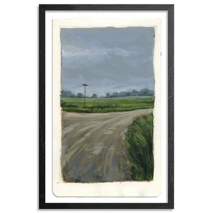 Pat Perry Original Art - Allegan County, MI