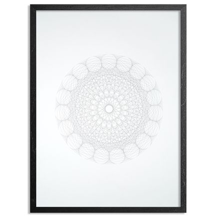 Patrick Ethen Art Print - Gravity Mandala - II
