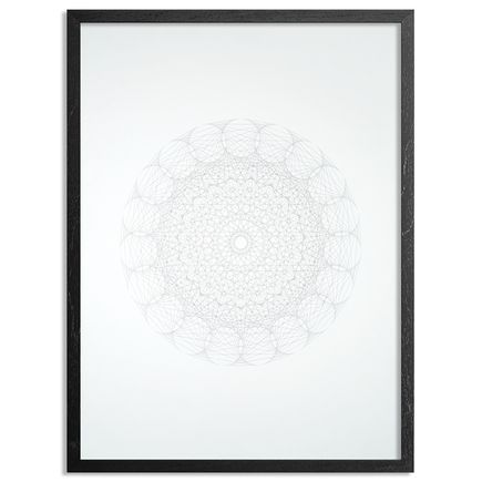 Patrick Ethen Art Print - Gravity Mandala - III