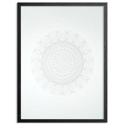 Patrick Ethen Art Print - Gravity Mandala - IV