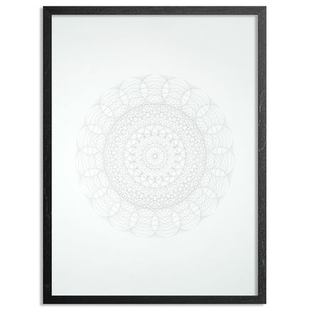 Patrick Ethen Art Print - Gravity Mandala - V