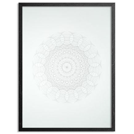 Patrick Ethen Art Print - Gravity Mandala - VI