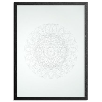 Patrick Ethen Art Print - Gravity Mandala - VII
