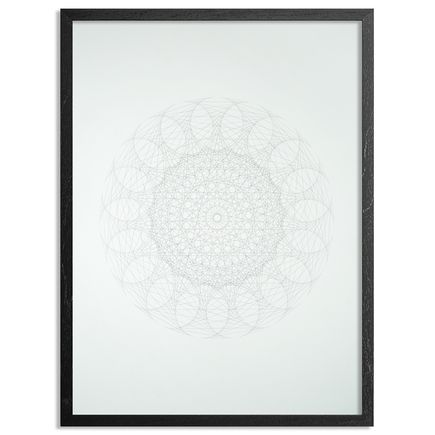 Patrick Ethen Art Print - Gravity Mandala - VIII