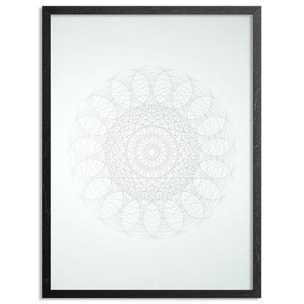 Patrick Ethen Art Print - Gravity Mandala - IX