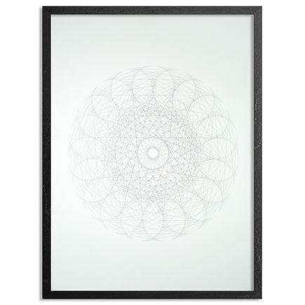 Patrick Ethen Art Print - Gravity Mandala - X