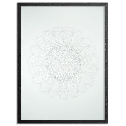 Patrick Ethen Art Print - Gravity Mandala - XII