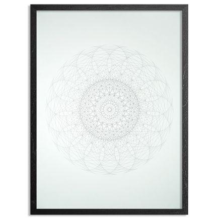 Patrick Ethen Art Print - Gravity Mandala - XIII
