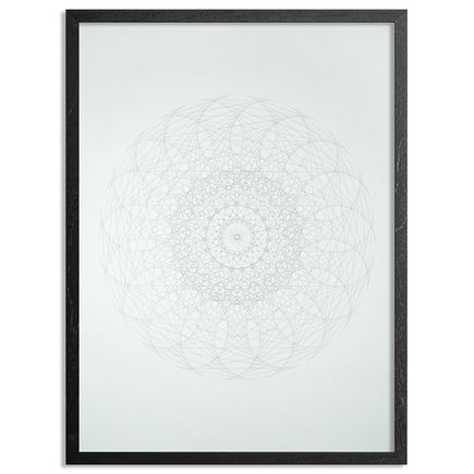 Patrick Ethen Art Print - Gravity Mandala - XIV