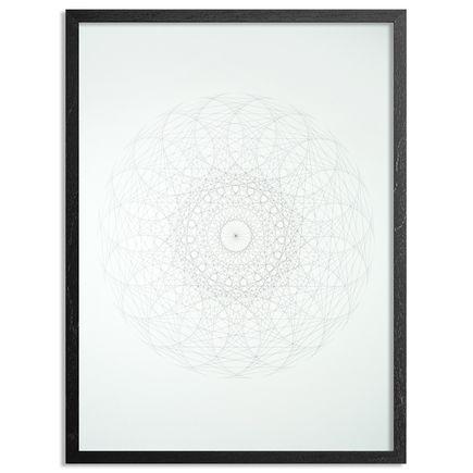 Patrick Ethen Art Print - Gravity Mandala - XV