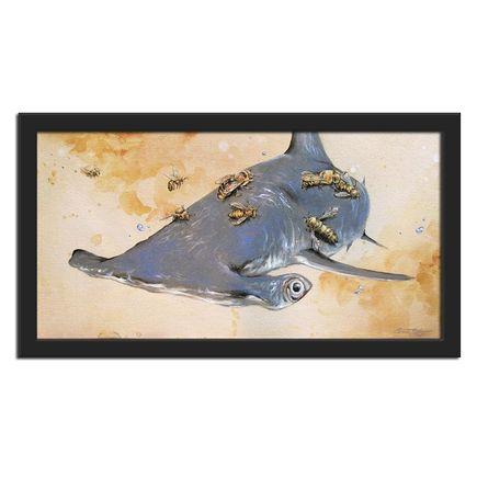 Patrick Maxcy Original Art - - Coexistence -