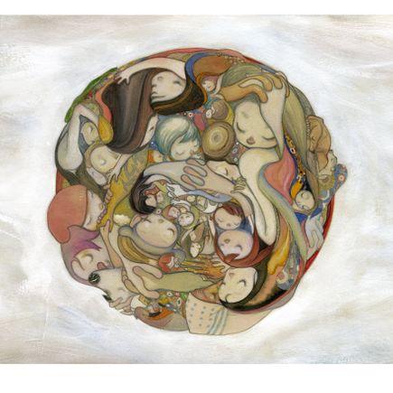 Tohru Patrick Awa Art Print - Anonymous Hug