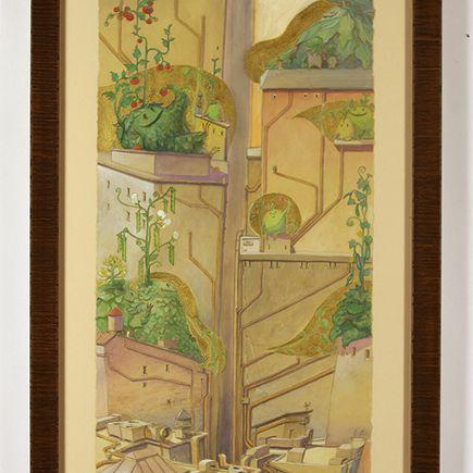 Tohru Patrick Awa Original Art - Original Artwork by Patrick Awa