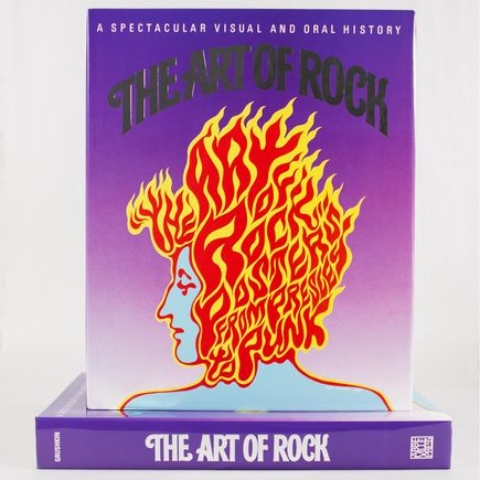 Paul Grushkin Book - The Art Of Rock