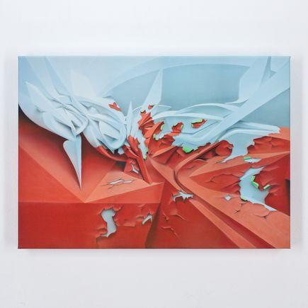 Peeta Art Print - Appeel - Canvas Edition