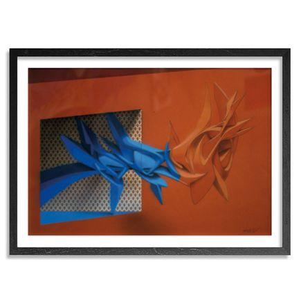 Peeta Original Art - Knock - Original Artwork
