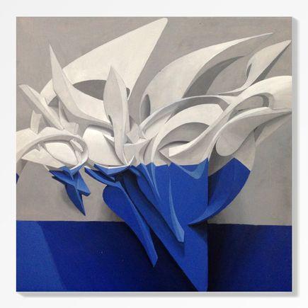 Peeta Original Art - The Brusher - Original Artwork