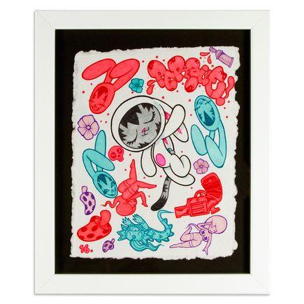 Persue Original Art - Dreaming