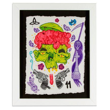 Persue Original Art - Brains