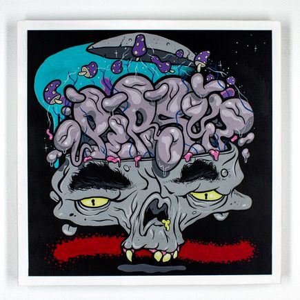 Persue Original Art - Persue Brain - Original Artwork