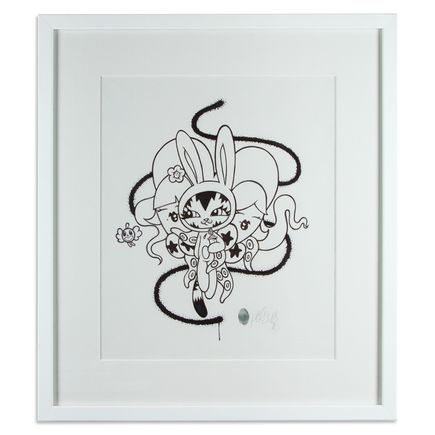 Persue Original Art - Michelle Michelle