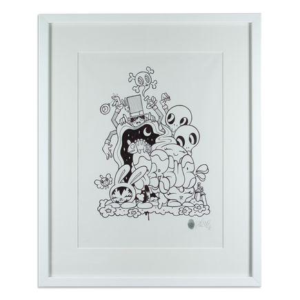 Persue Original Art - Bunny Keeper