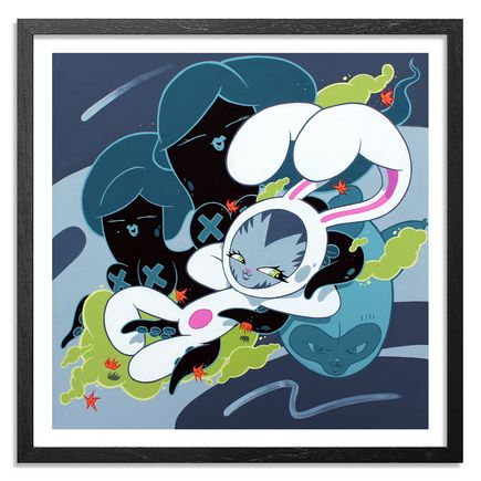 Persue Art Print - Touchy Subjects - Limited Edition Prints