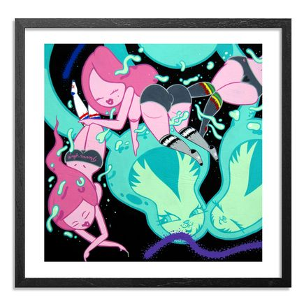 Persue Art Print - Wet Dreams - Limited Edition Prints